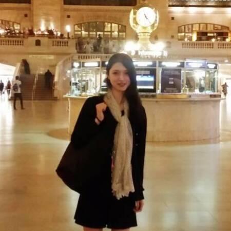 Image of profile / Yumi Kohnoura