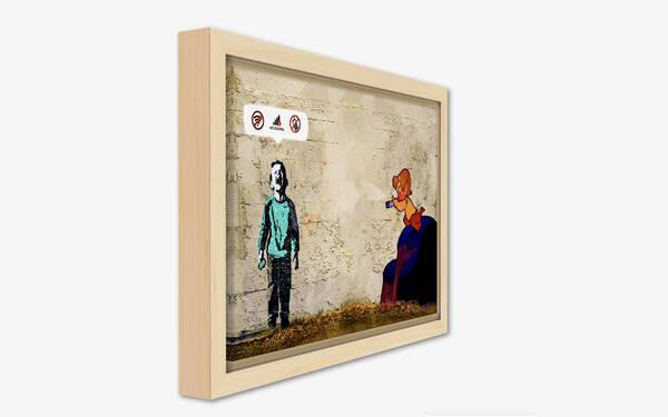 Banksy, No Signal !!!!
