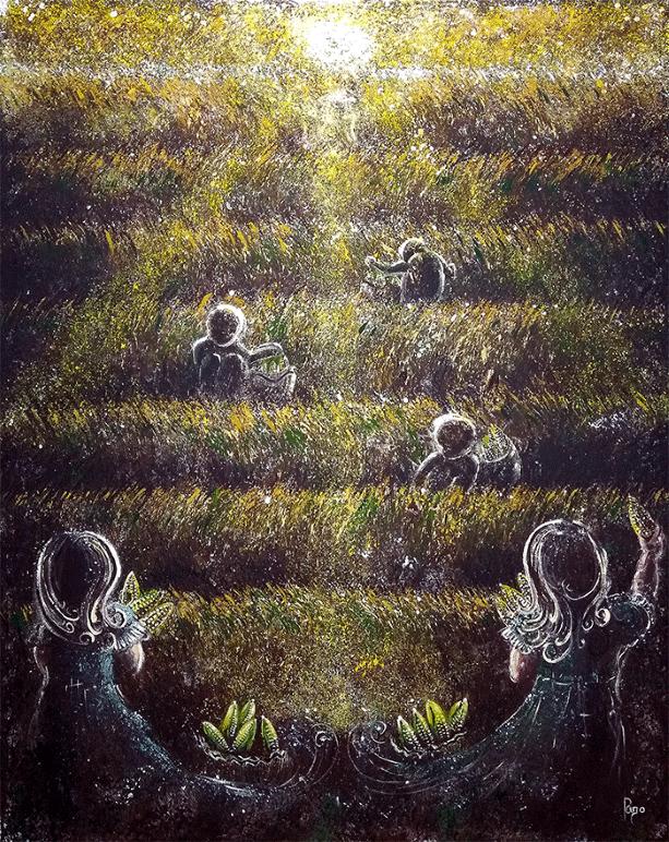 Hijos del Sol (Rigo Art)