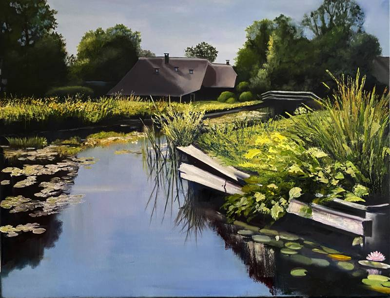 Giethoorn, the Venice of Holland