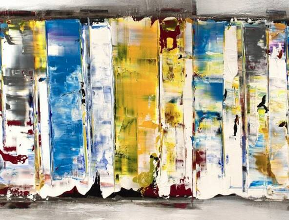 Abstract Paintings Serge image