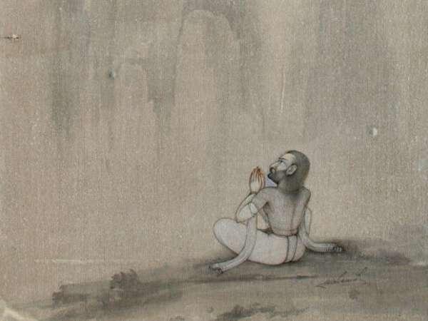 Mahaveer Swami image