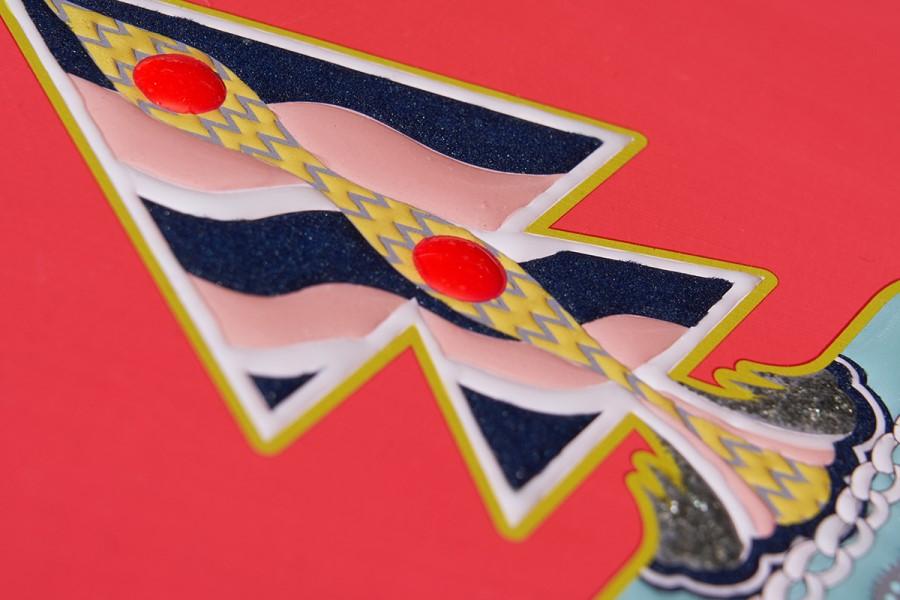 prada decorative dagger -Edition 2/5-