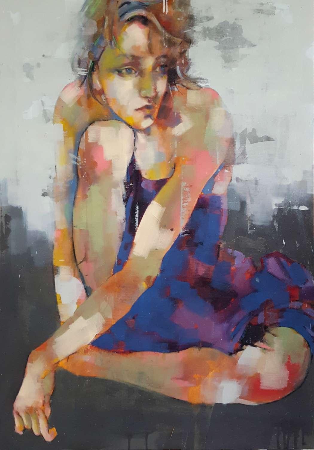 Crouching figure 2-12-20