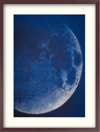 Blue moon - Print ver.(Medium Size)