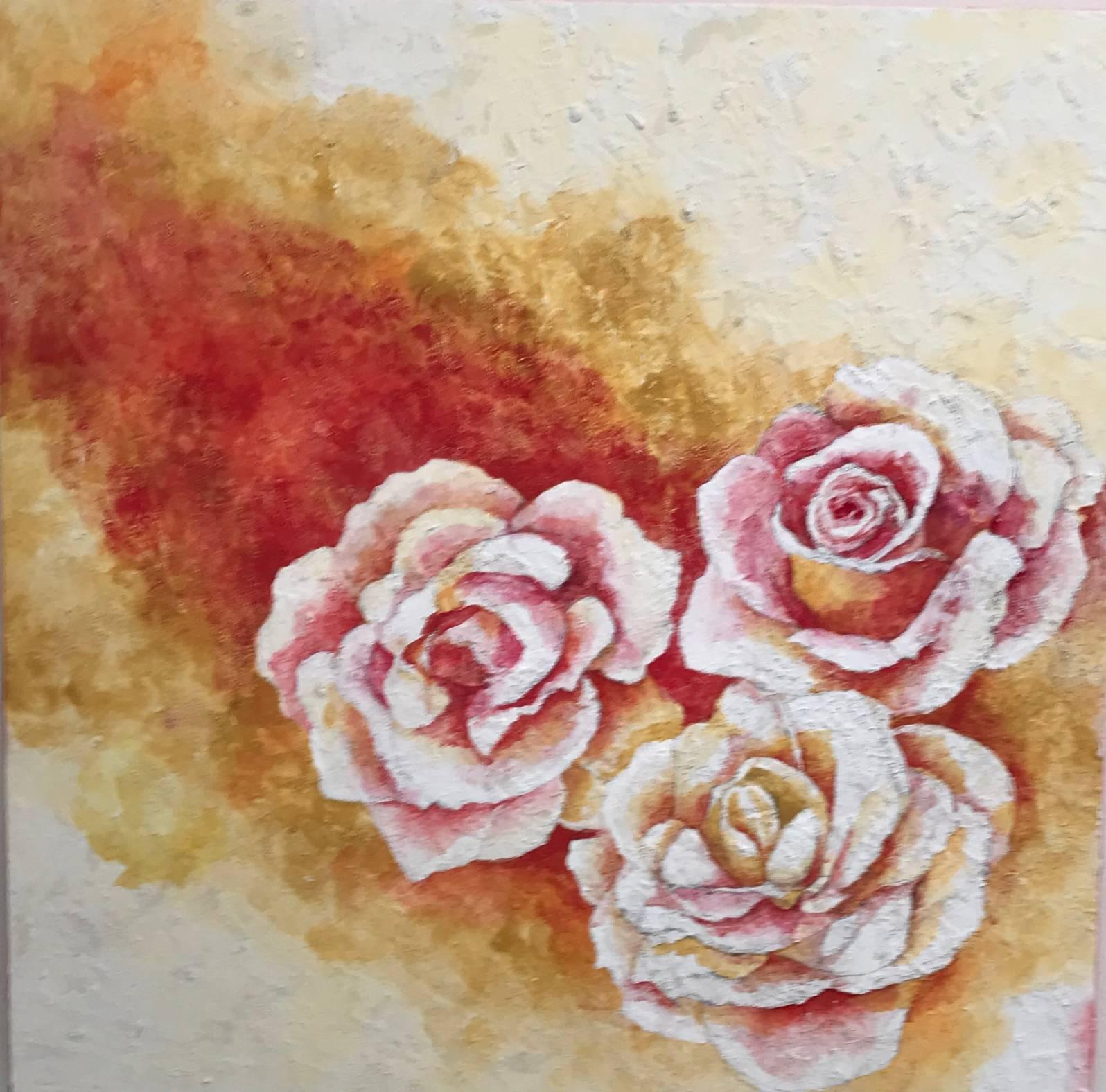 三つの薔薇