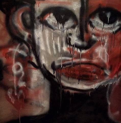 Dripping Graffiti