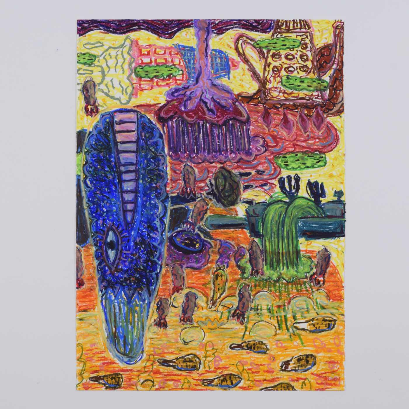 Frydora Immagine della tua opera d'arte appesa al muro