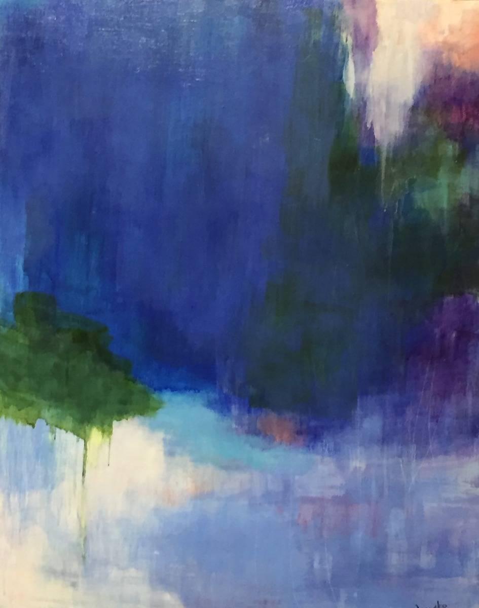 memory of deep blue,green