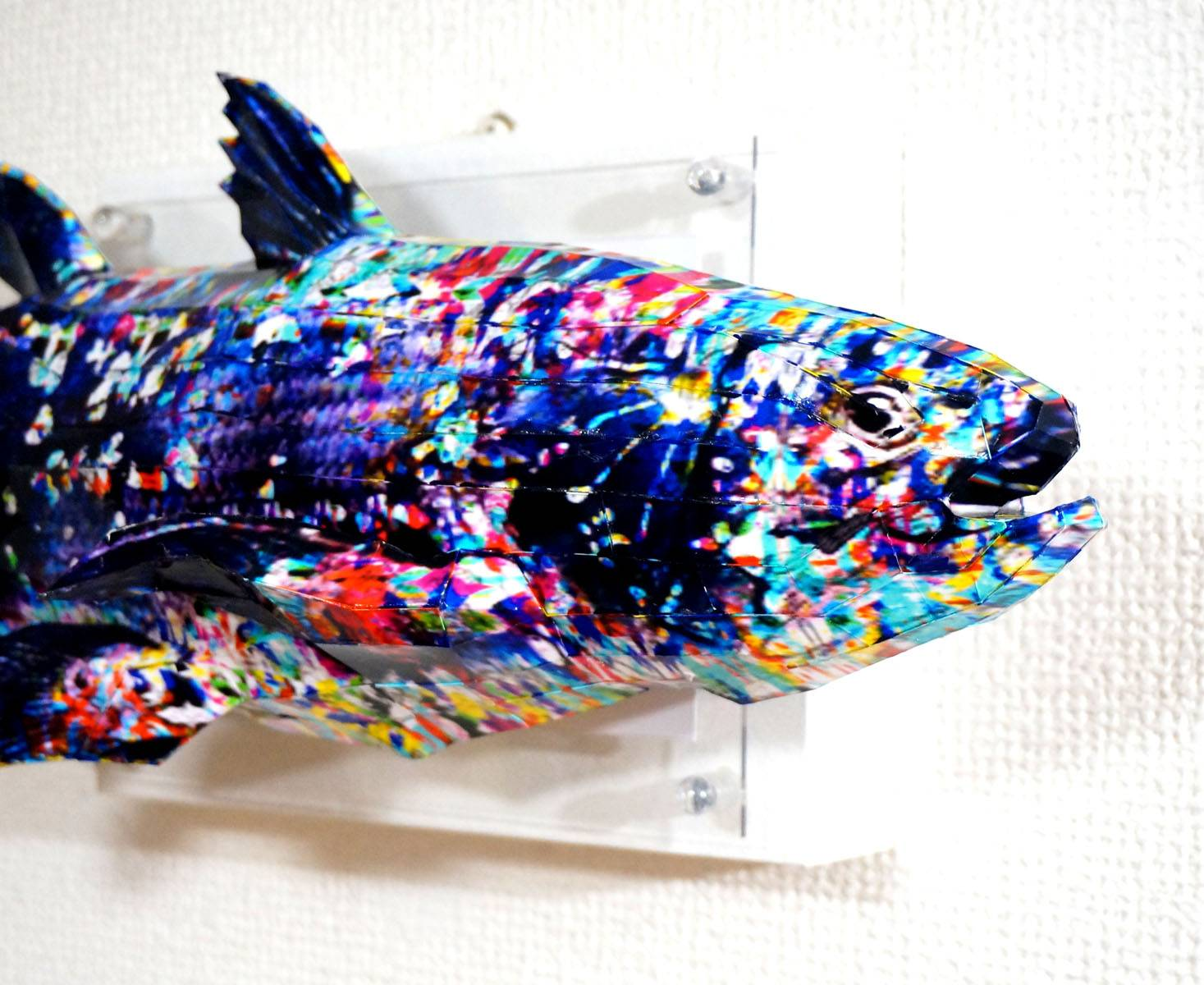 Coelacanth can't fit in the panel ED:5/10