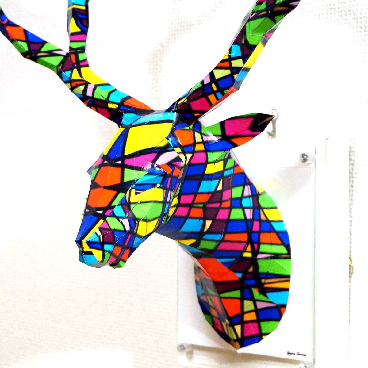 Deer of the polychromatic ED:4/10