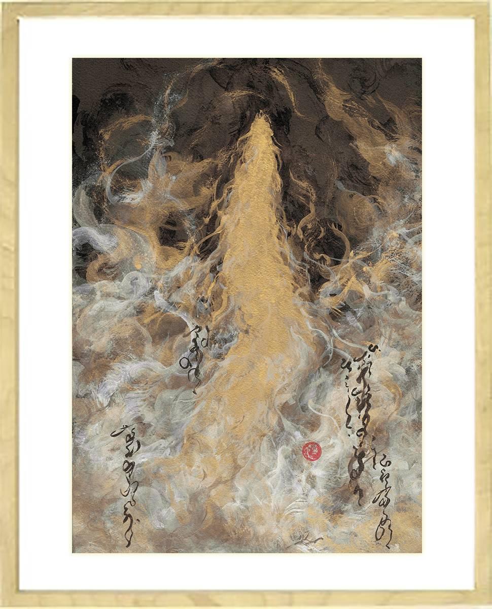 Golden Dragon Ascending