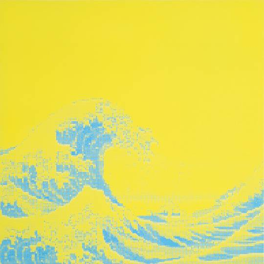 Wave (Yellow)