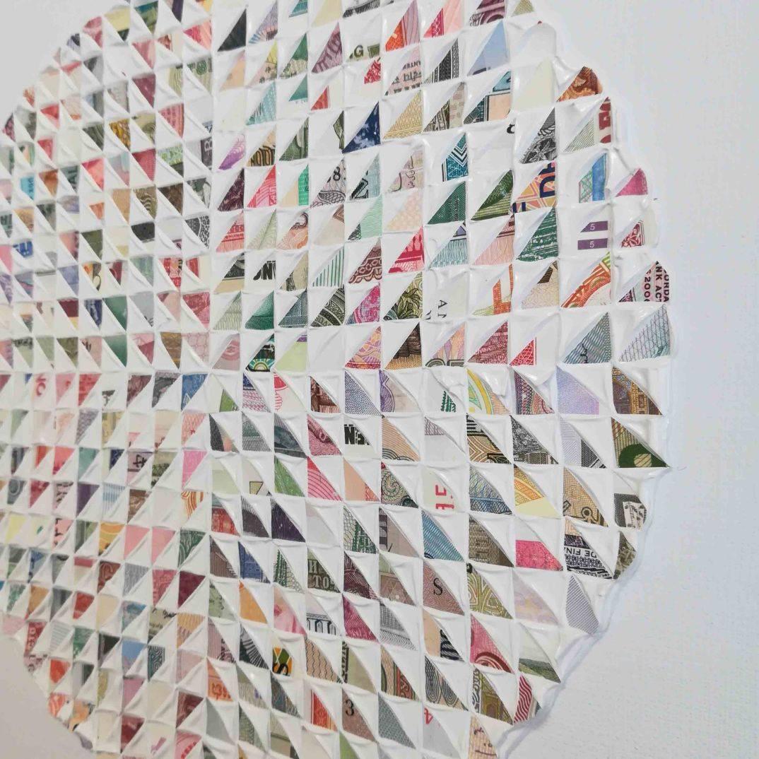 WorldCircle PyramidGRID right angle rotation「to make good out of evil corona」