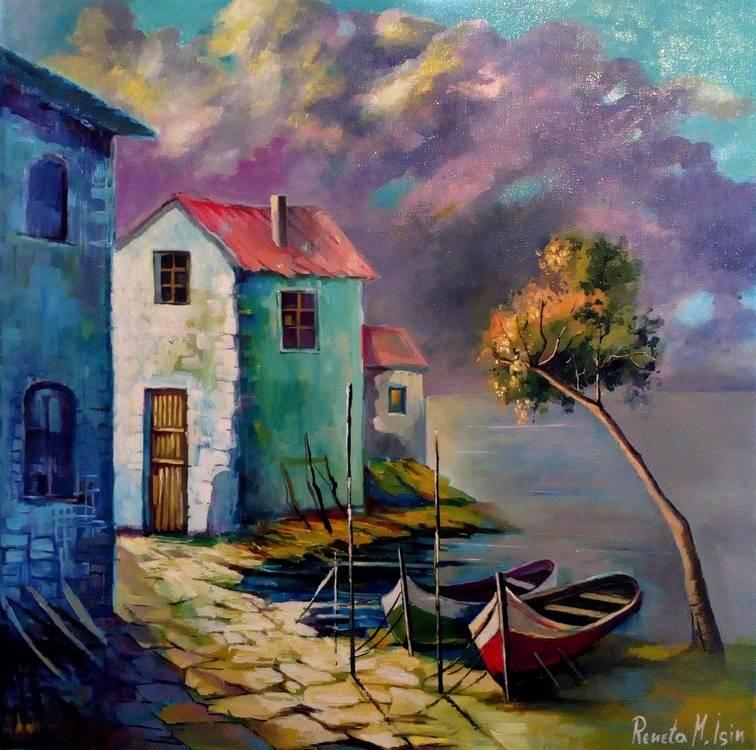 """"""" Sicily """" Boats"""