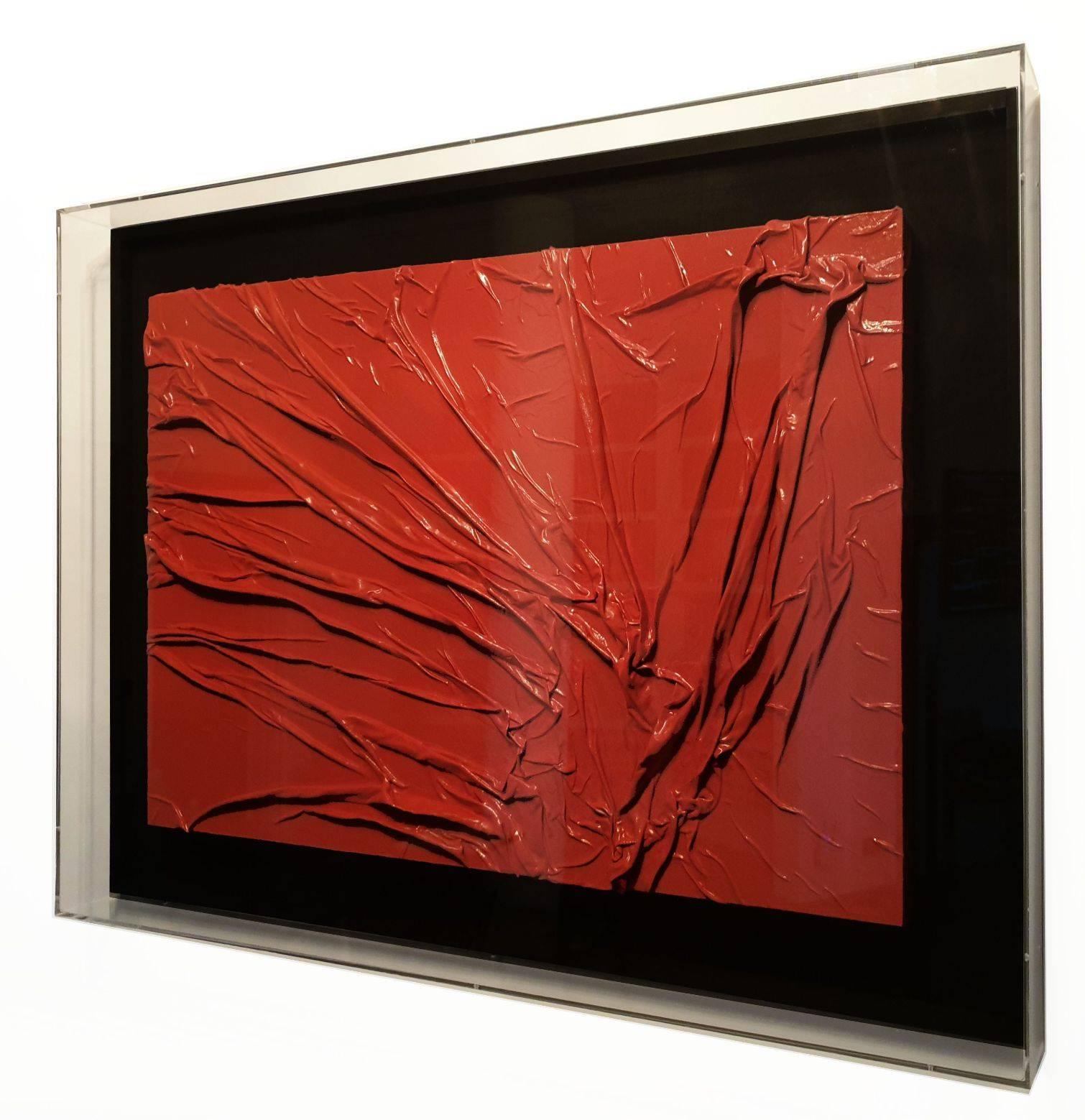 Elastic Tension Roman Red 02