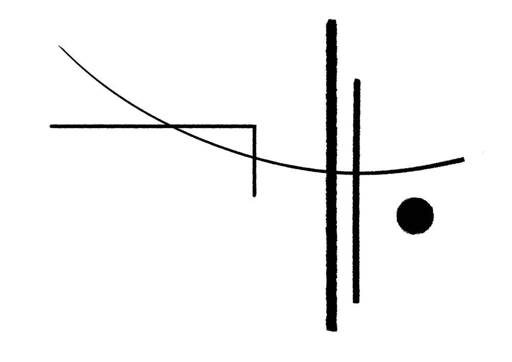 Dancing Lines No.2