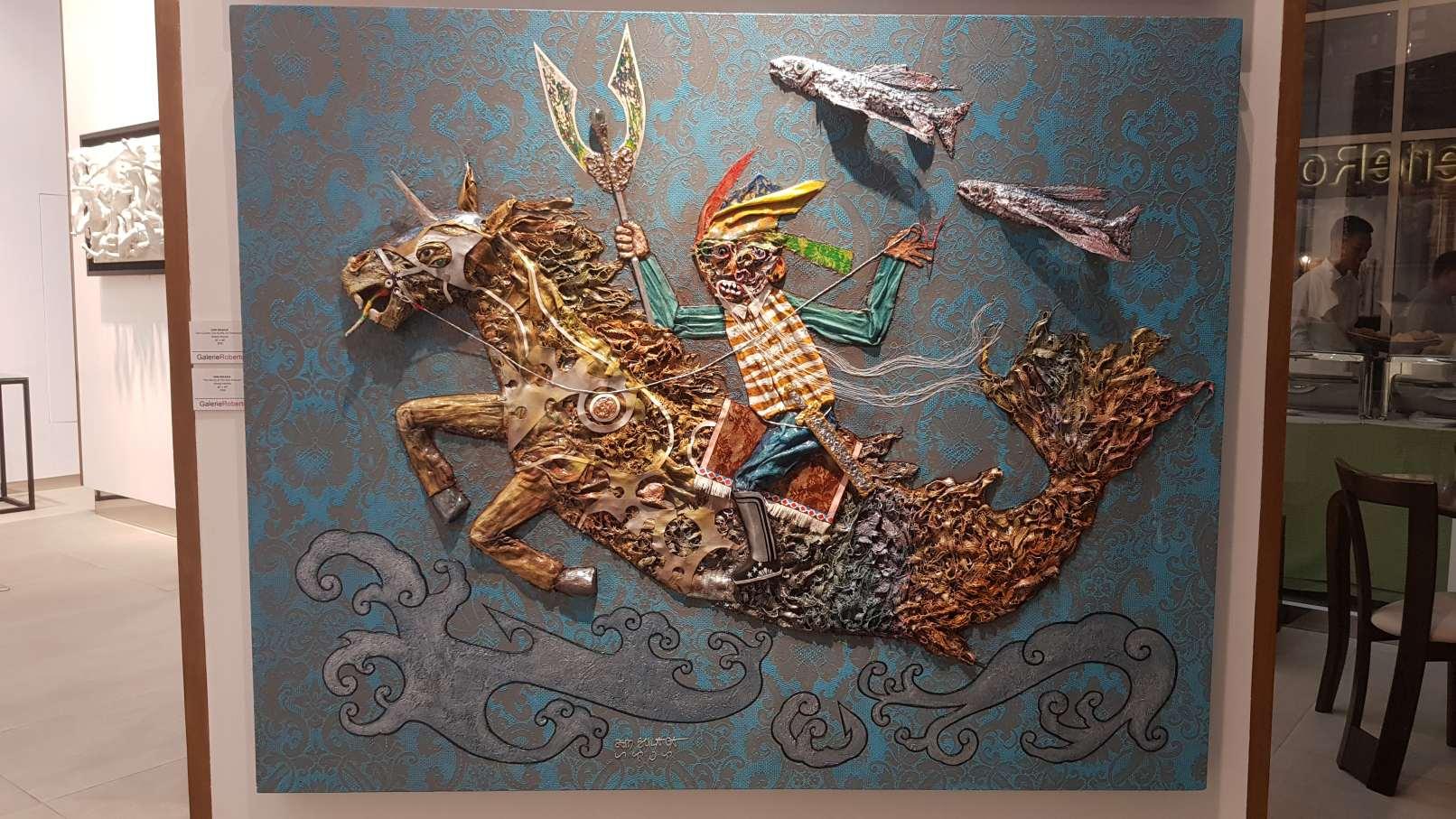 The rising of the Sea unicorn