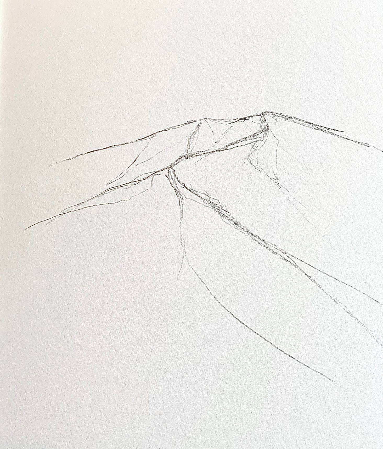 gunung-drawing#4