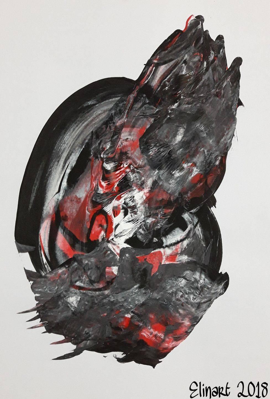 Metamorphosis No 6 Bild Ihres Kunstwerks an der Wand