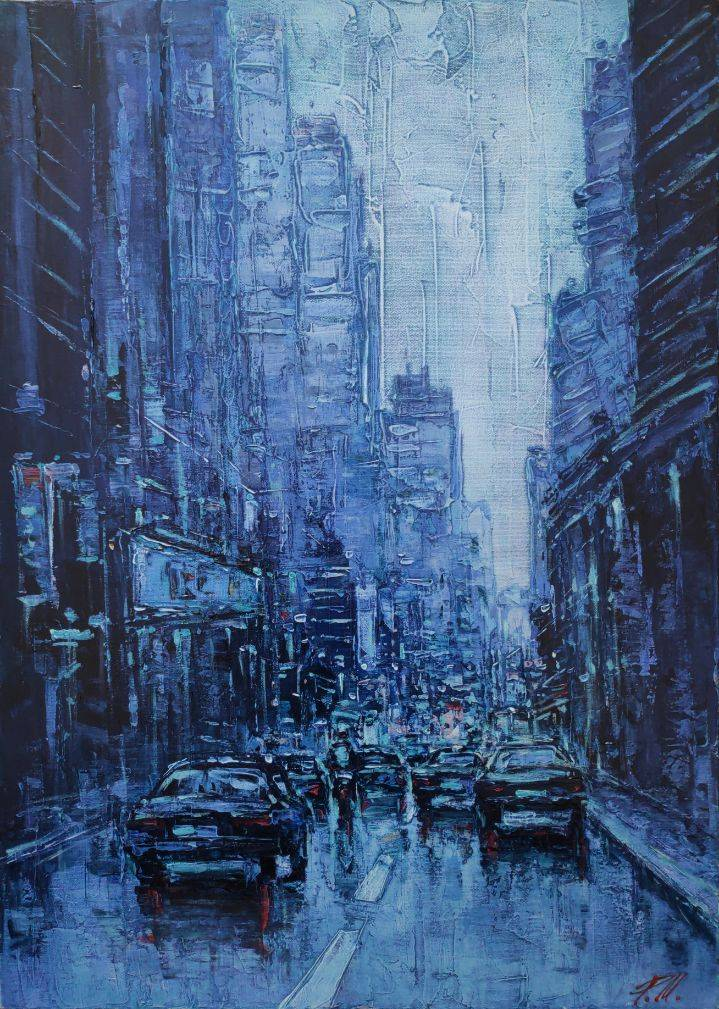 City landscape #6