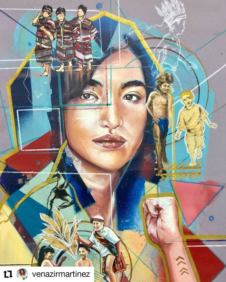 Conversion Bild Ihres Kunstwerks an der Wand