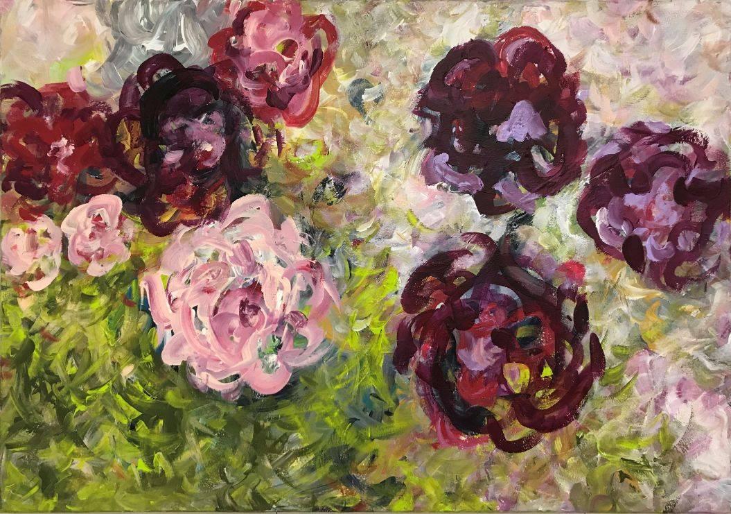 Flowers (violet)