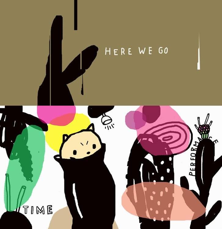 WatonisaysのHERE WE GO - TRiCERA(トライセラ)