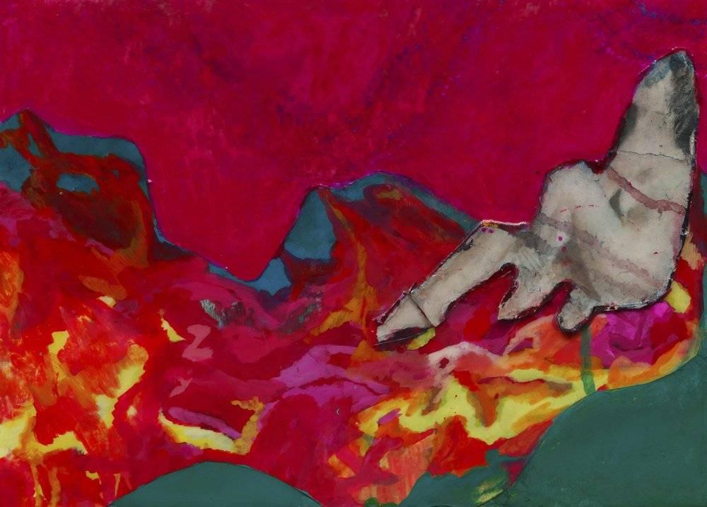 Desire Island 1 あなたの作品が壁にかかっているイメージ