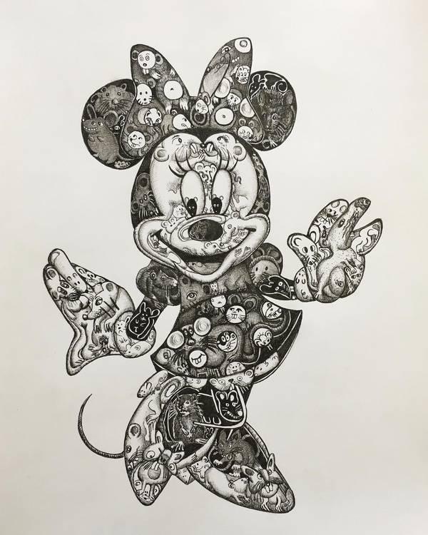ネズミちゃん