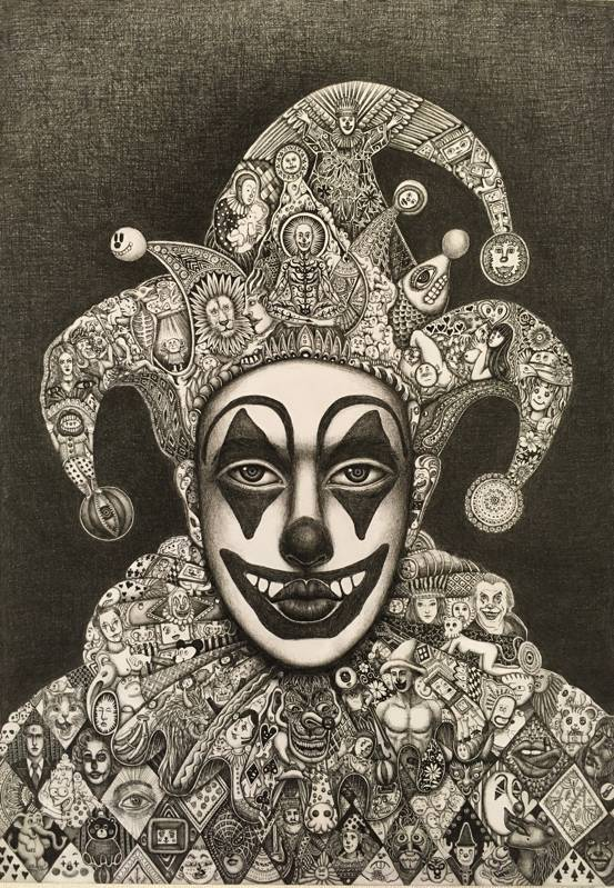 The Beautiful Clown
