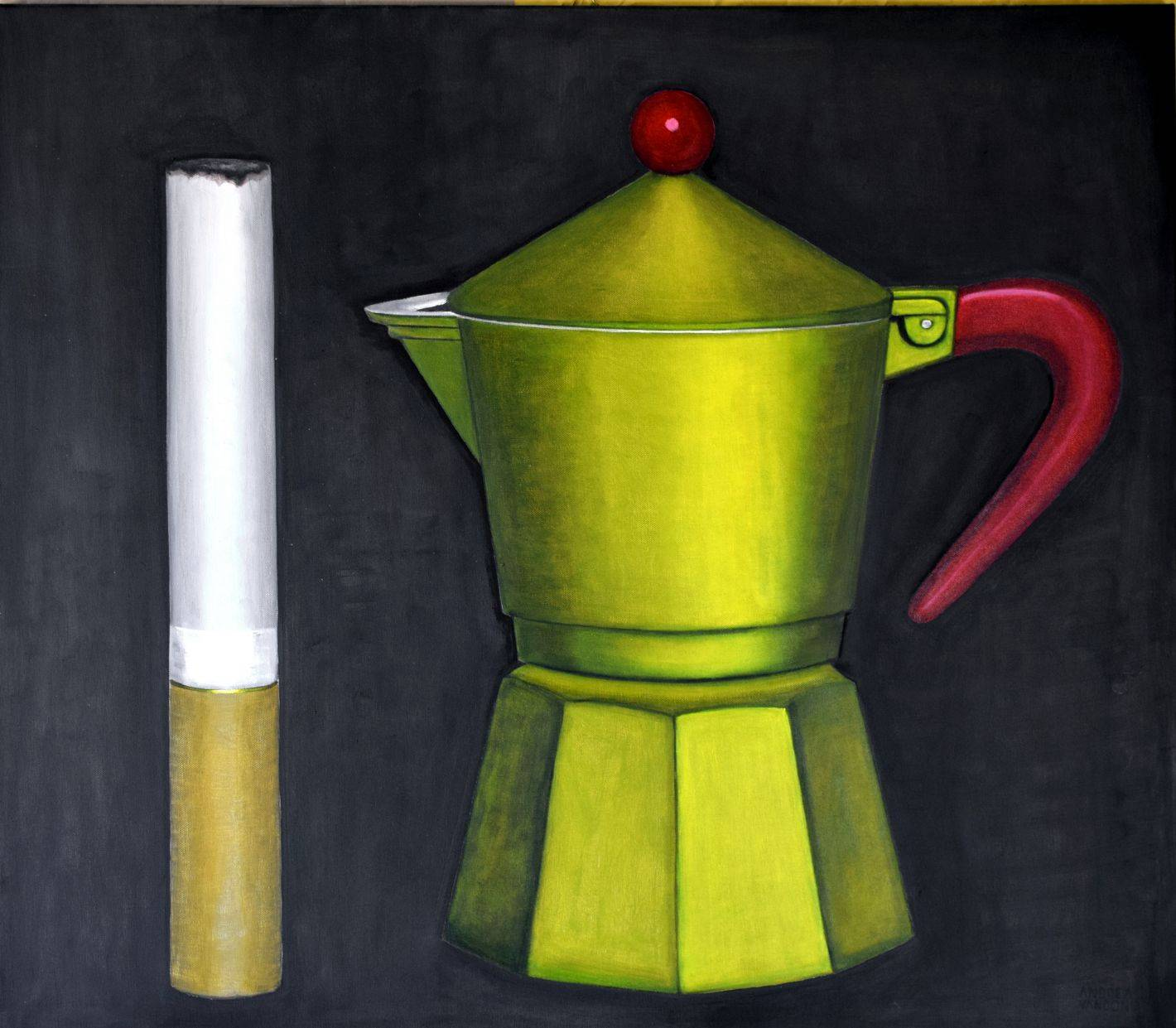 Coffee And Cigarette 2