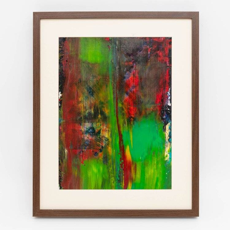 Abstract Painting 09AG20