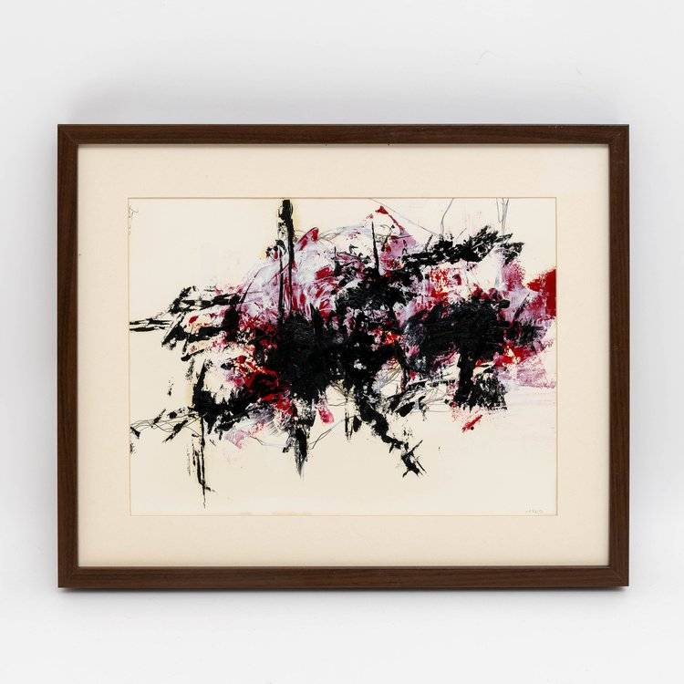 abstract painting 08RK20