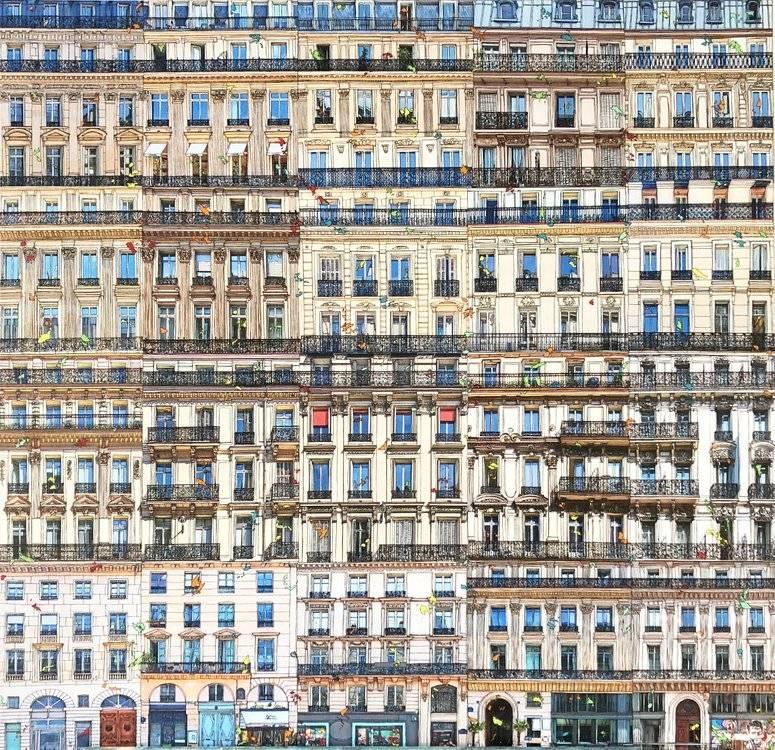 Paris, Haussmann