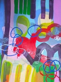 Untitled no 20200601 Immagine della tua opera d'arte appesa al muro