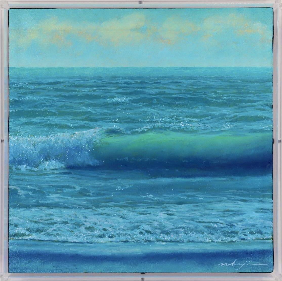Anonymous Horizon - ver.turquoise