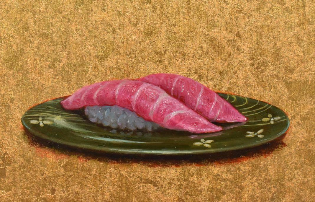 Sushi - Medium-fatty tuna