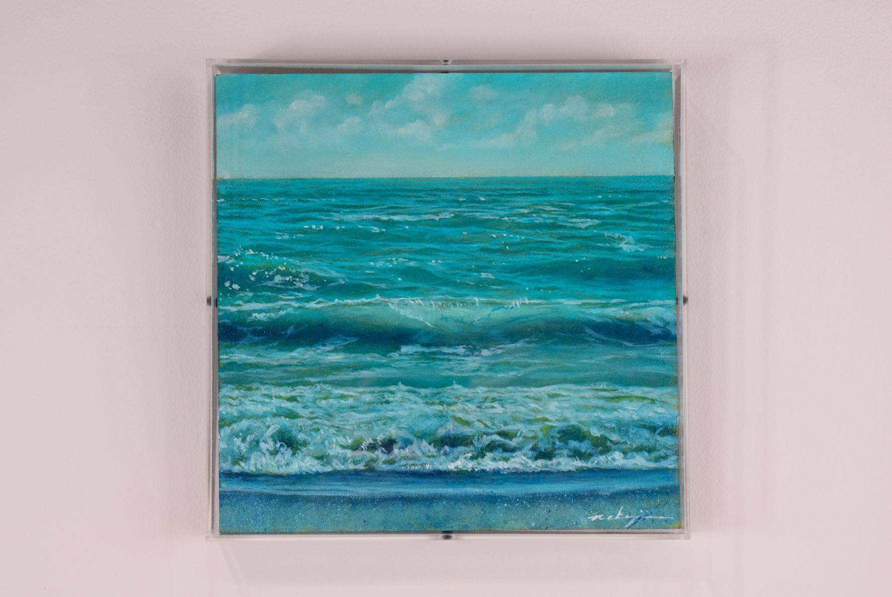 匿名の地平線 - ver.turquoise