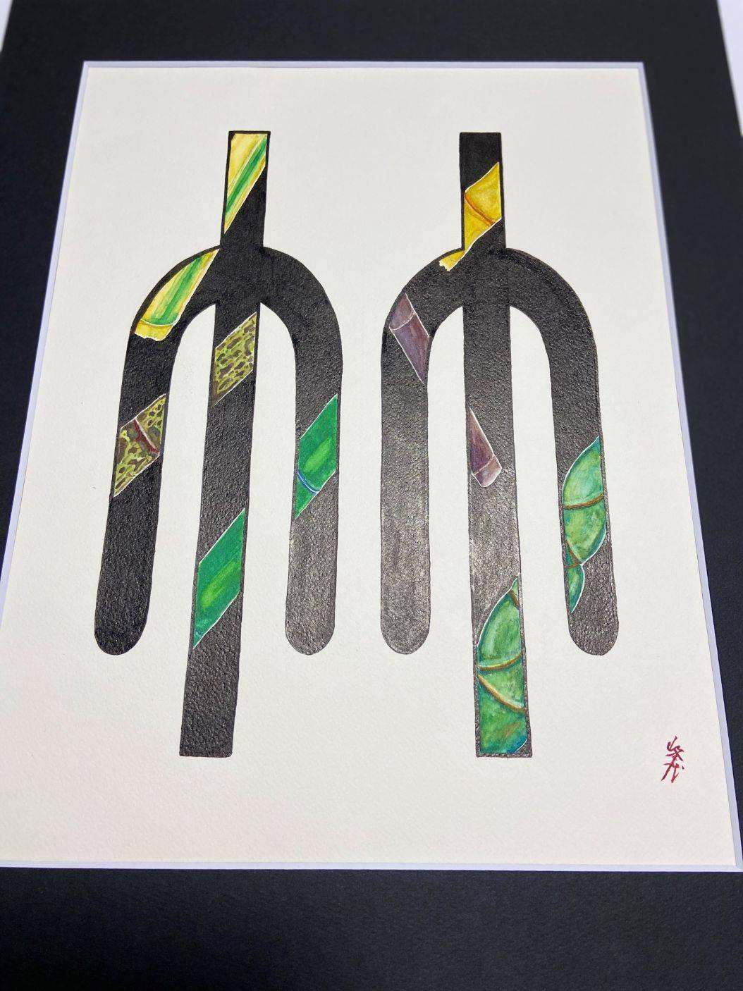 """Minemoji """"Bamboo"""