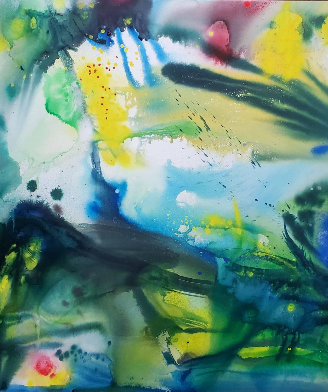 Wonderland あなたの作品が壁にかかっているイメージ