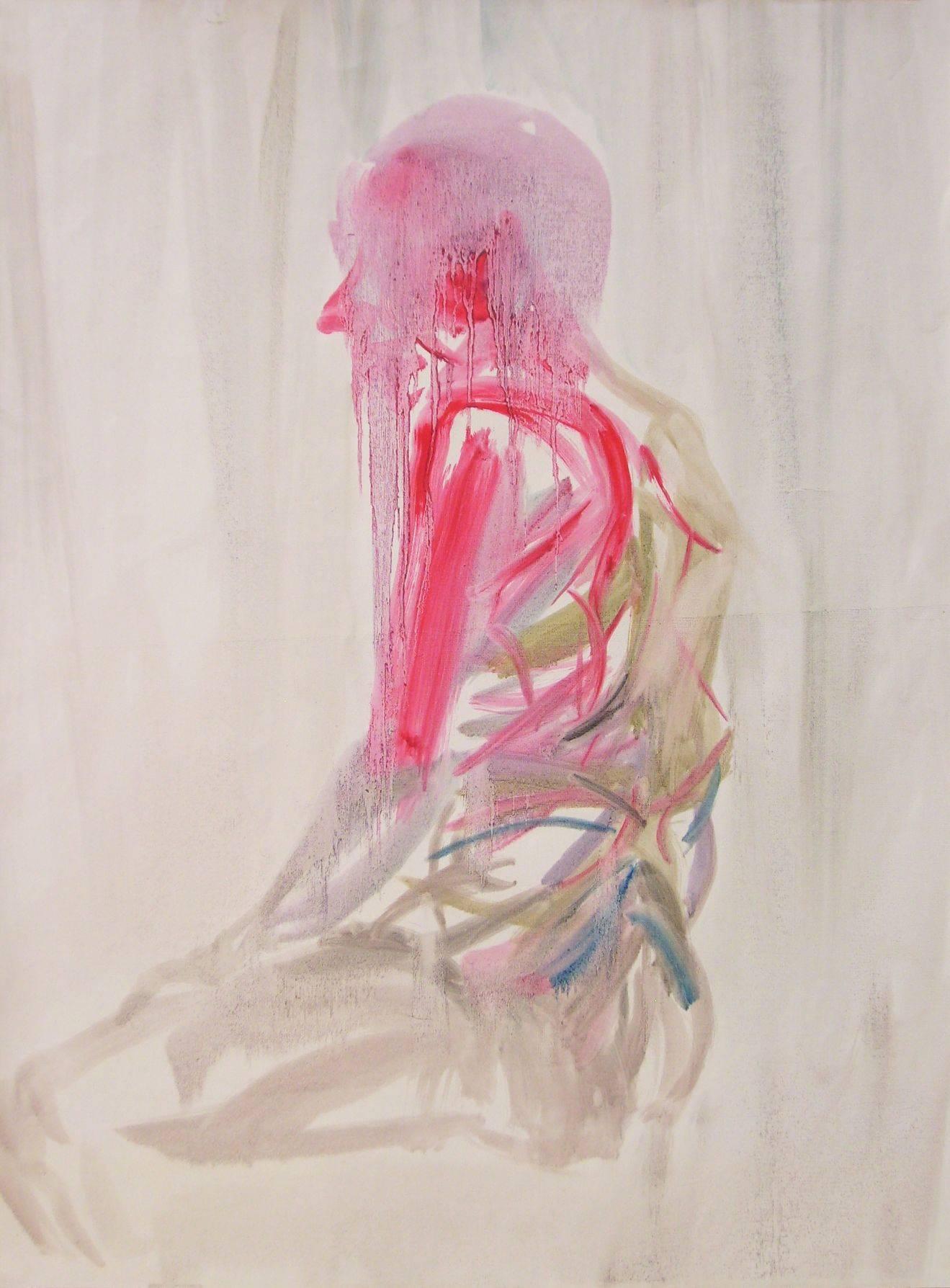 Study for Portrait of Vantana No. 4