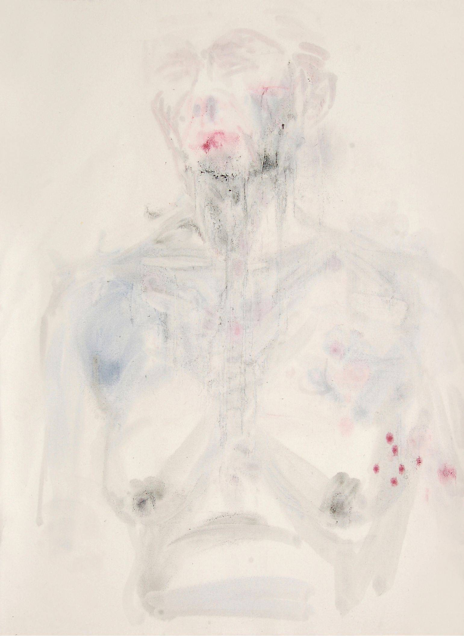 Study for Portrait of Vantana No. 3