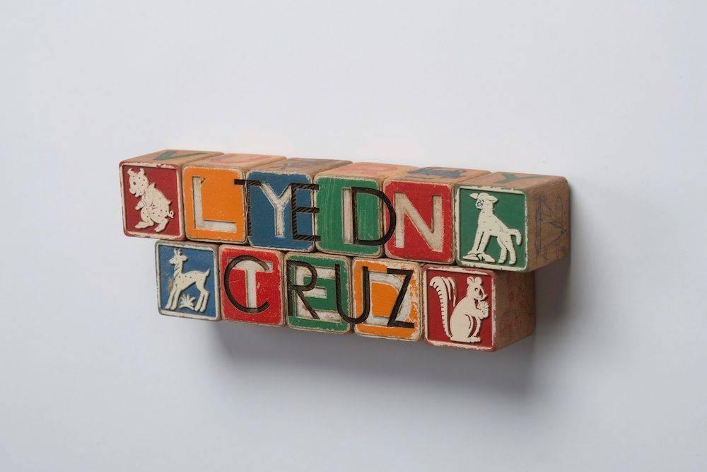 DJT Alphabet Blocks: Ted Cruz