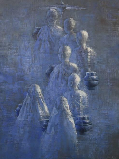Memory of monks (5) – 2020