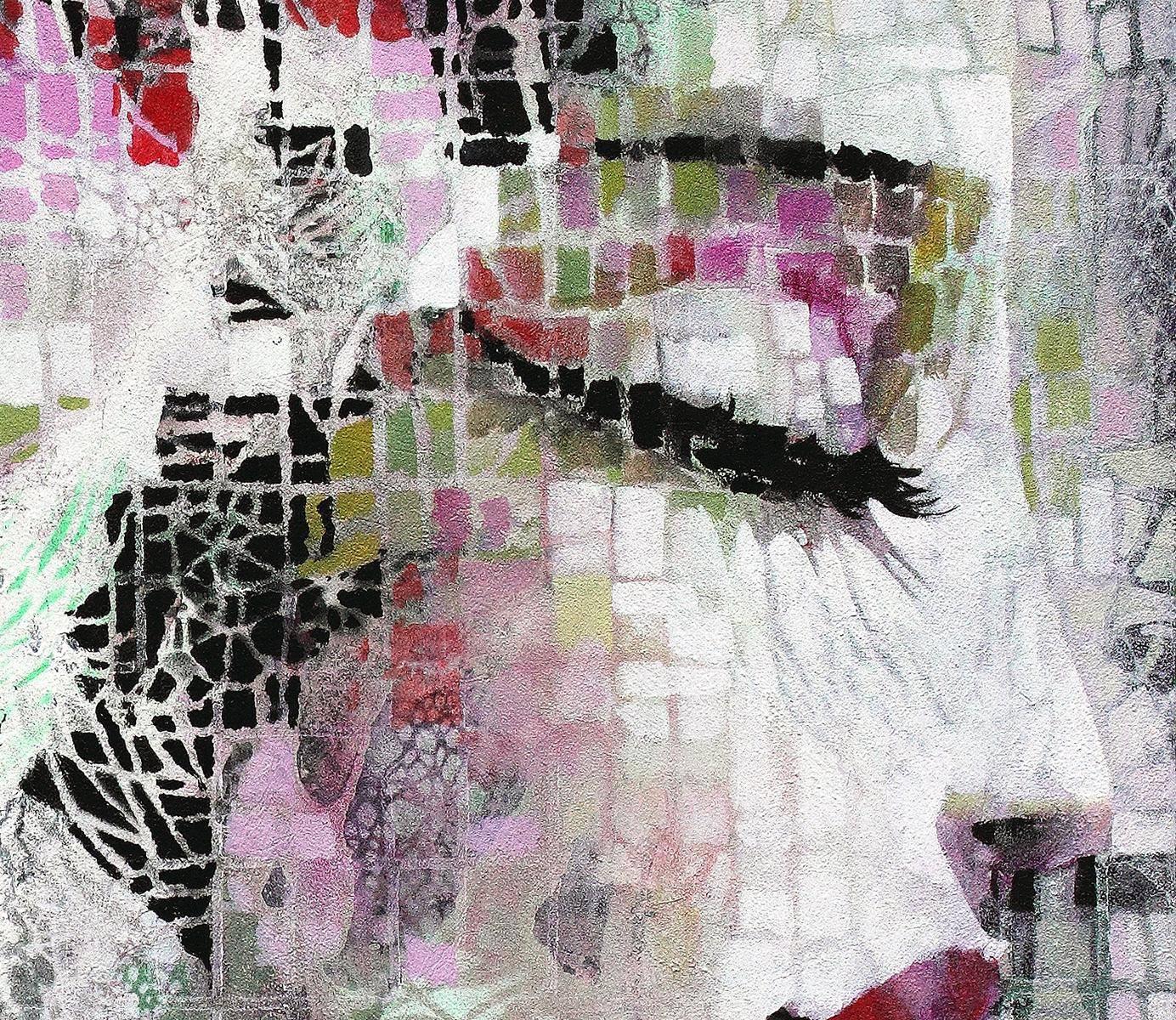 SERIES ART DECO, Dreaming Nymph