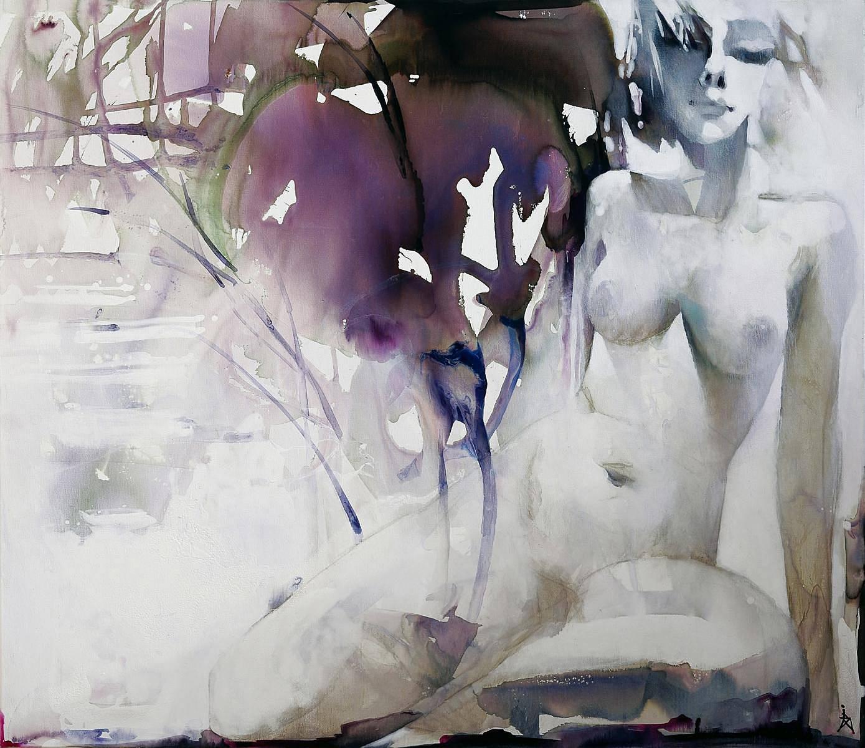 SERIES ART DECO, Nymphe