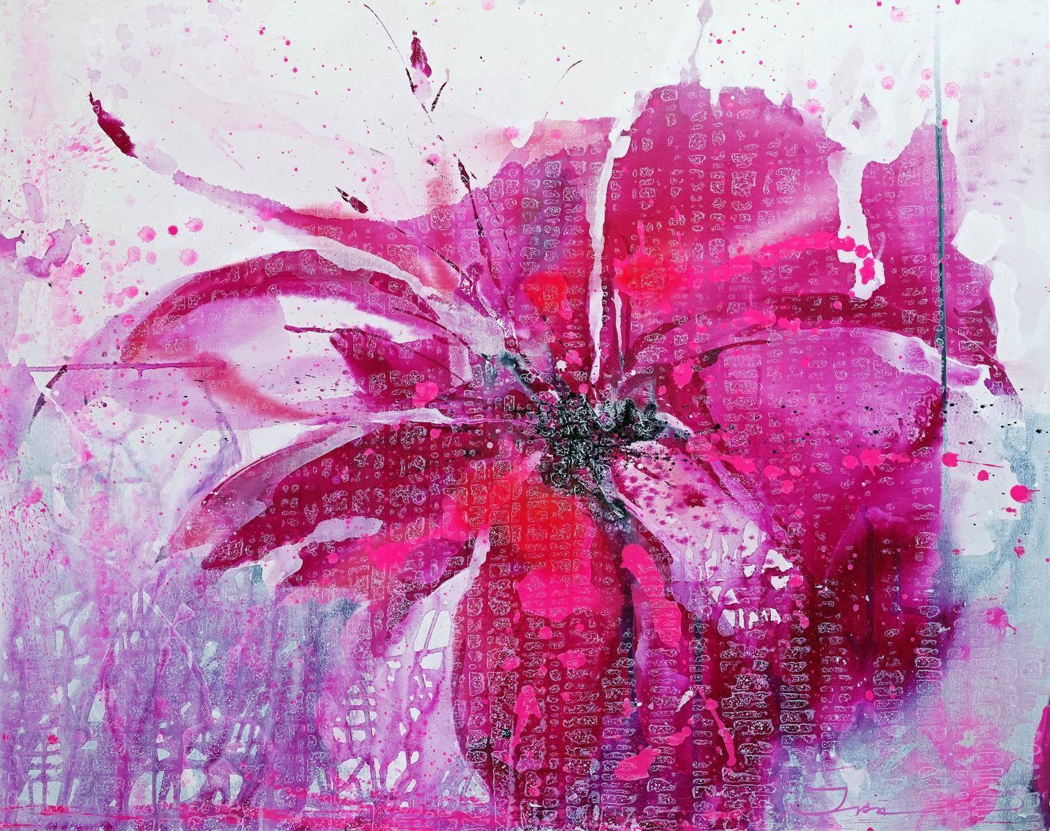 SERIES FLORES, Flor de Verano 3