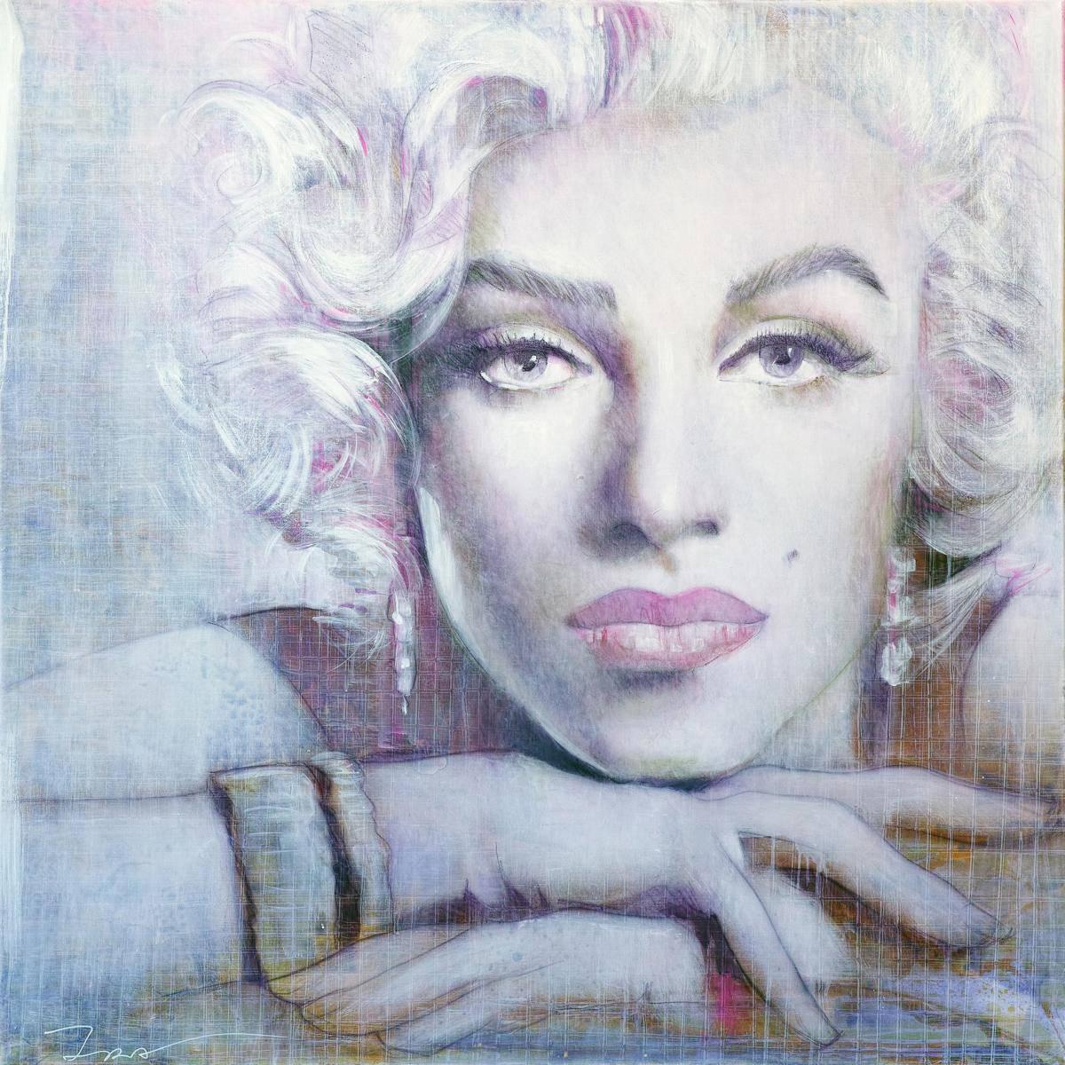 SERIES POP, Marilyn Dreams 2