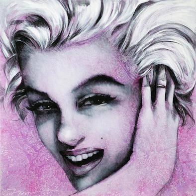 SERIES POP, Marilyn, Retro